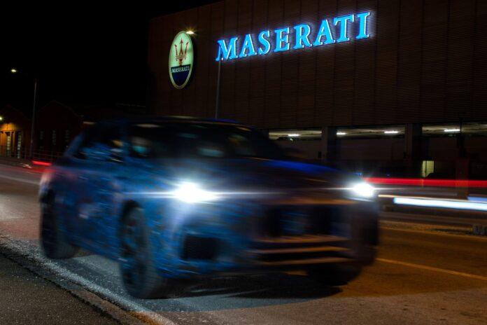 Nuova Maserati Grecale 2022, Teaser in Anteprima