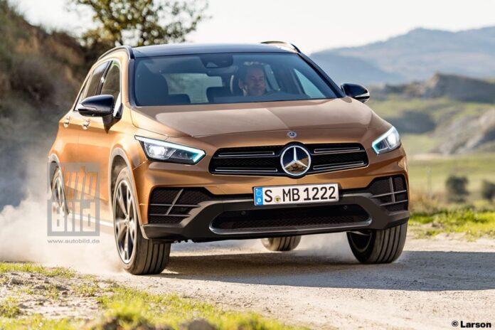 Novità Mercedes-Benz arriva la Entry Level sotto Classe A