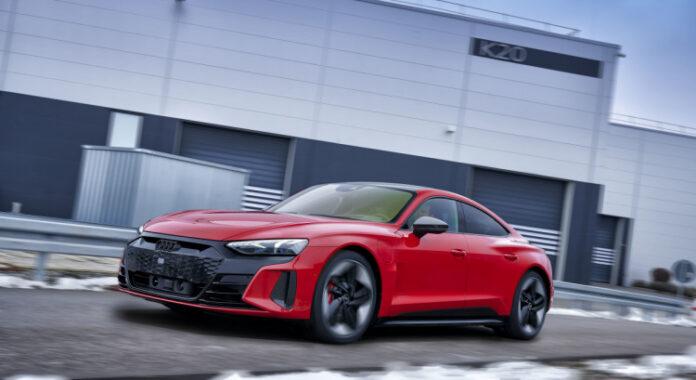 Nuova Audi e-tron GT 2021, dati tecnici, motori, prezzi