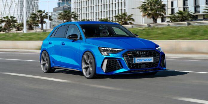 Nuova Audi RS3 2022, Dati Tecnici, Rendering, Uscita