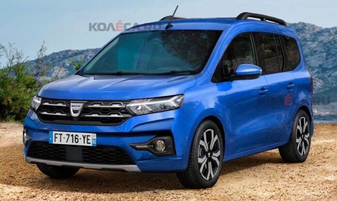 Nuova Dacia Logan MCV 2022, Rendering e Info in Anteprima