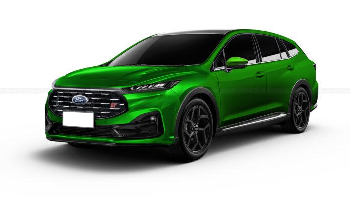 Nuova Ford Mondeo Evos 2022, Scheda, Rendering, Uscita