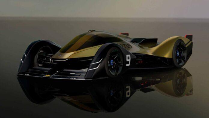 Lotus E-R9 2025, Rendering della Supercar per il WEC