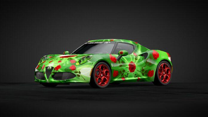 Gran Turismo: 3 Auto speciali per San Valentino
