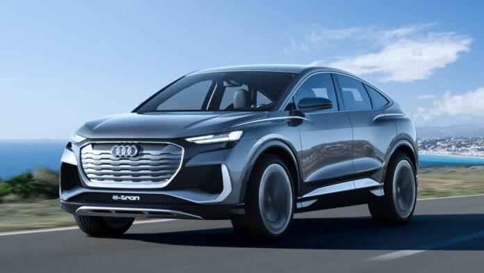 Nuova Audi Q6 e-tron 2022, il SUV elettrico Top di Gamma