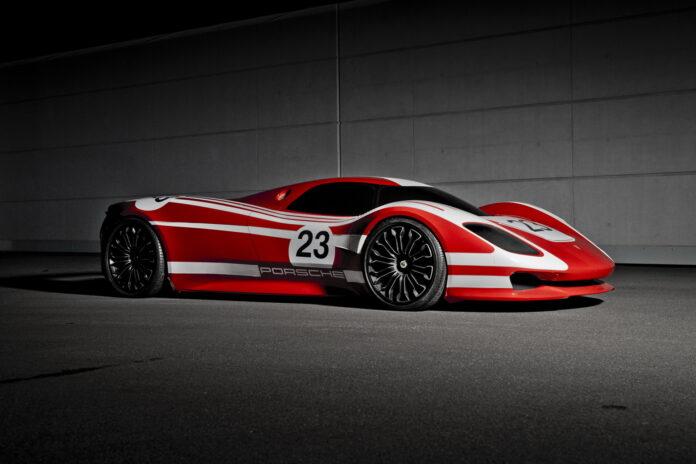 Le Auto elettriche non sono pronte, Porsche rinvia la Hypercar