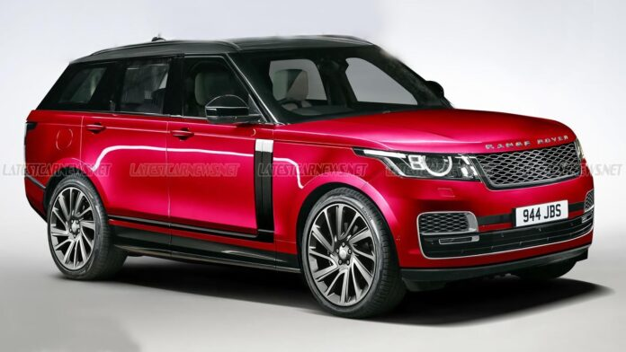 Nuova Range Rover 2022, il SUV in Anteprima Rendering