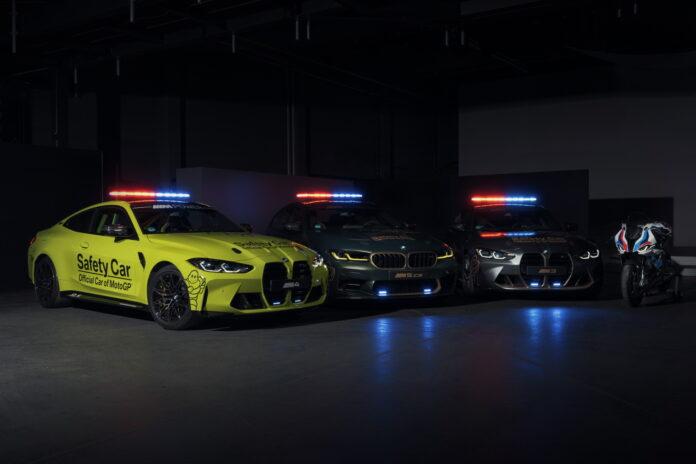 BMW svela la nuova Safety Car per il MotoGP 2021