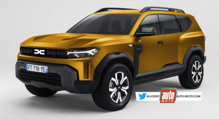 Nuova Dacia Bigster 2022, addio alla Lodgy dentro il SUV 7 posti