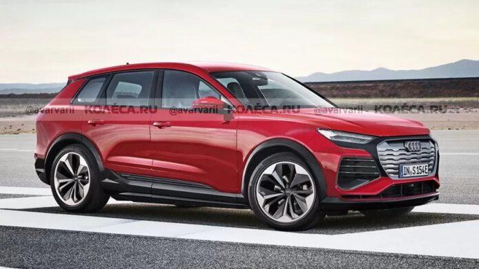 Nuova Audi Q5 e-tron 2023, il nuovo SUV 100% elettrico