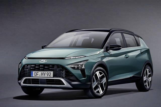 Nuova Hyundai Bayon 2022, sfida diretta a Ford Puma