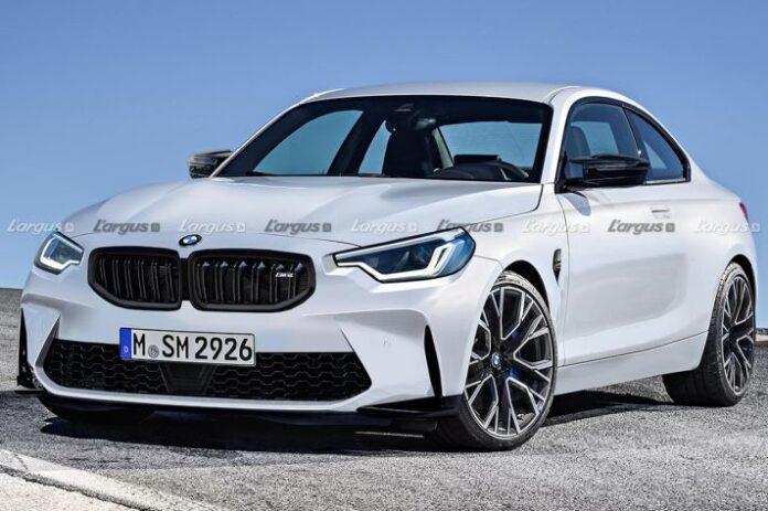 Nuova BMW M2 2022, la sportiva in Anteprima Rendering
