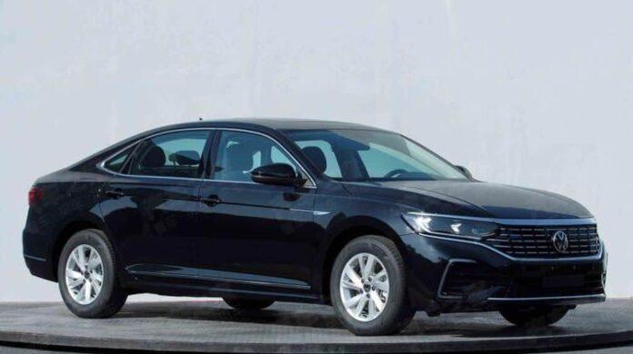 Nuova Volkswagen Passat 2022, le foto esclusive dalla Cina
