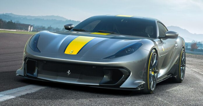 Ferrari 812 Superfast Edizione Speciale 2021, 841 CV di cattiveria