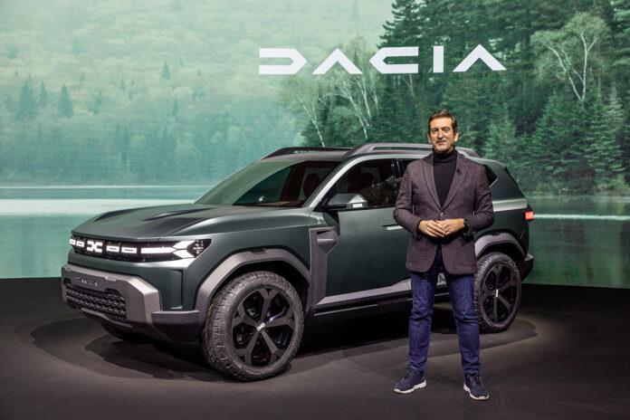 Alejandro Mesonero lascia Dacia e reinventa il design Alfa Romeo