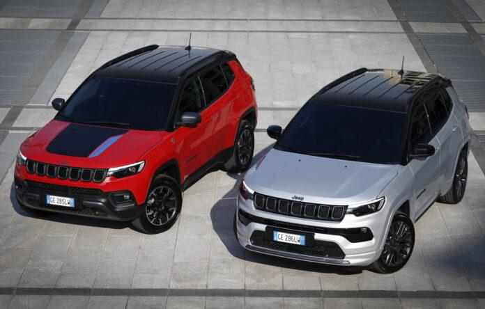 Nuova Jeep Compass 2021, Dati tecnici, Uscita, Motori