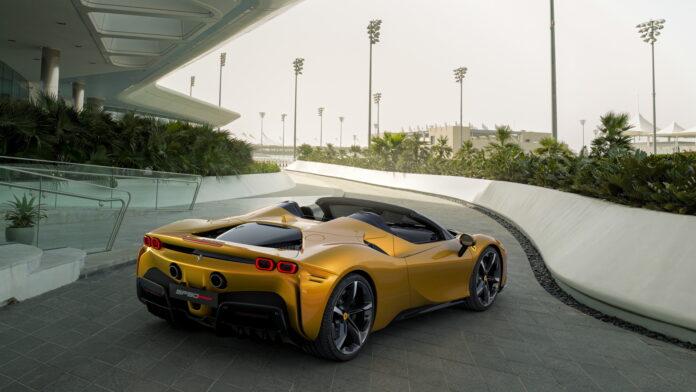 Ufficiale: la prima Ferrari elettrica arriva nel 2025