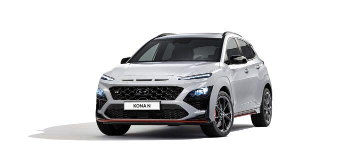 Nuova Hyundai Kona N 2021, il Crossover sportivo