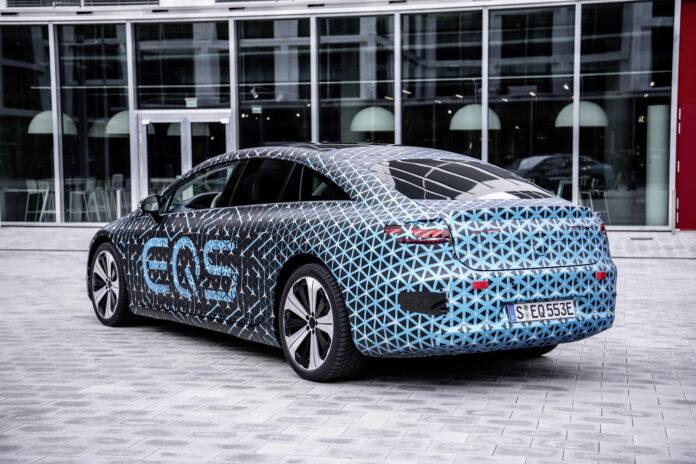 Mercedes-Benz EQS non sarà una sconfitta per Daimler