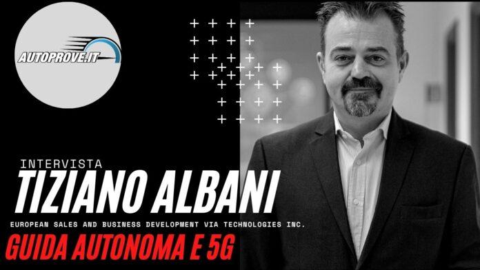 Guida Autonoma: Intervista a Tiziano Albani di VIA Technologies Inc.