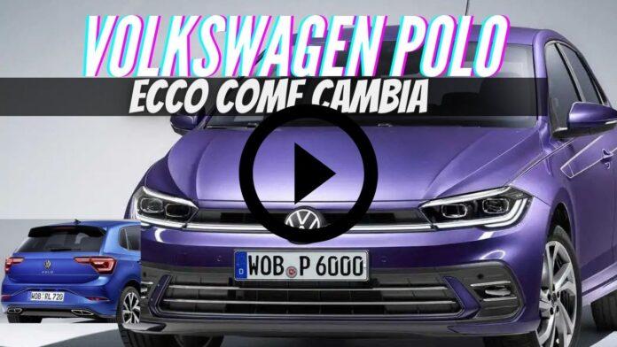 Nuova Volkswagen Polo 2021| Restyling, Dati Tecnici e Info [VIDEO]