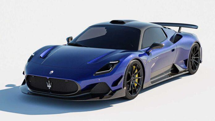 Nuova Maserati MC20 2021, il Bodykit da urlo da New York