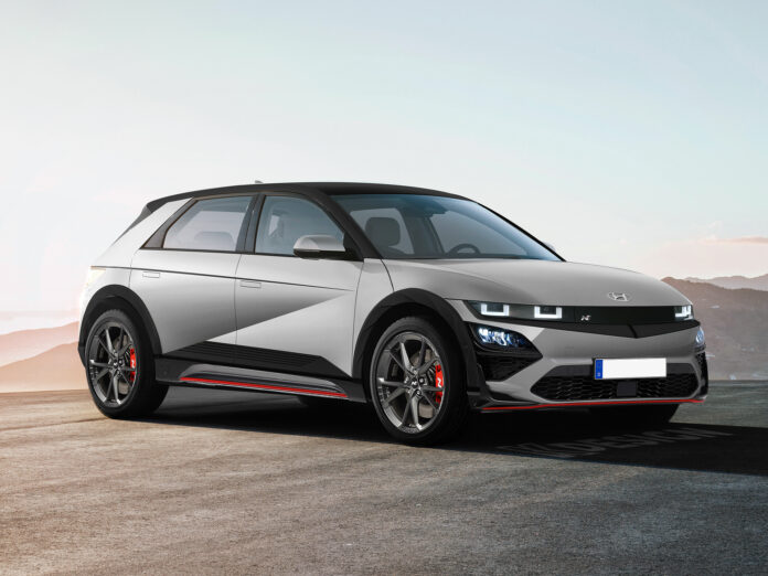 Nuova Hyundai ioniq 5 N 2023, la sportiva elettrica