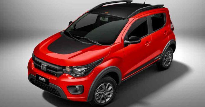 Nuova Fiat Mobi 2021, la Panda low cost da 7.000 euro