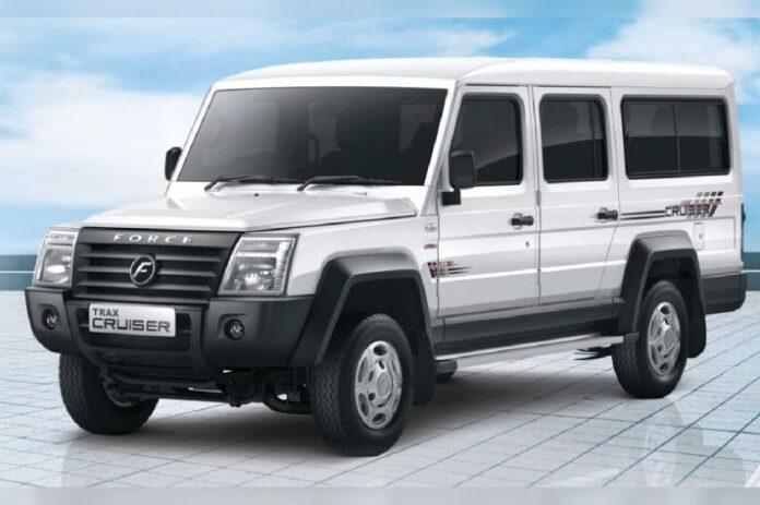 Force Motor Trax 2021, il Clone indiano della Mercedes G