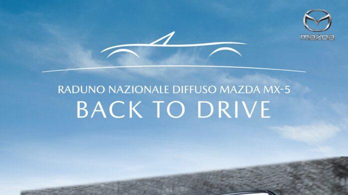 Il raduno nazionale diffuso di Mazda MX-5