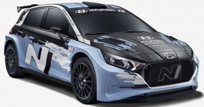 Hyundai i20 WRC Rally 1, il Motorsport ibrido