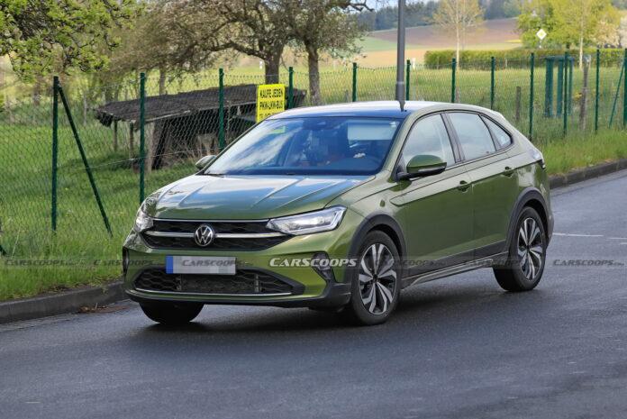 Nuova Volkswagen Taigo 2021, le foto senza veli in Anteprima