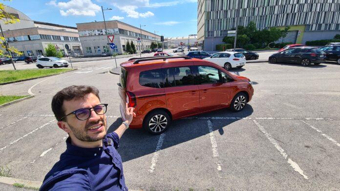 Nuova Renault Kangoo 2021, è anche VAN Prova su strada