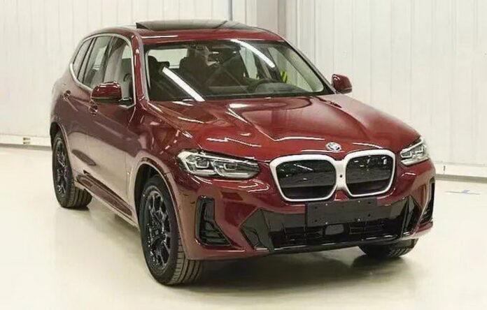 Nuove BMW X3 e iX3 2021, i Restyling dalla Cina