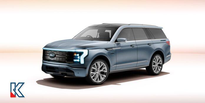 Nuova Ford Explorer 2023, il Rendering del futuro elettrico