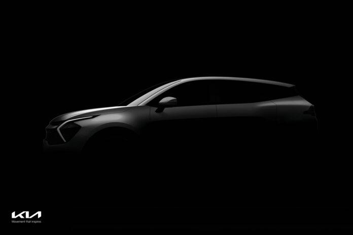 Nuova Kia Sportage 2021, il Teaser ufficiale Anticipa il SUV