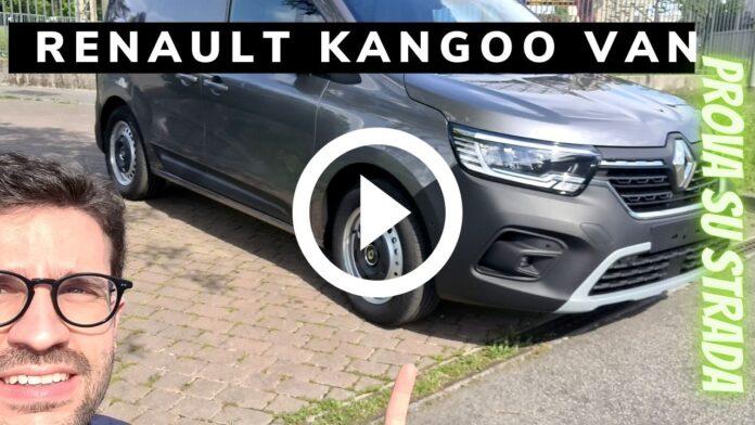 Renault Kangoo Kangoo 1.5 dCi 95 CV   Prova su strada [VIDEO]