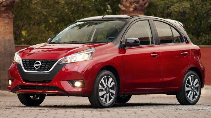 Nissan Micra, in Messico il restyling della Vecchia