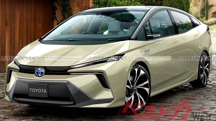 oyota Prius dovrebbe essere lanciata nel 2023. Come sarà la Prius, uno dei modelli più venduti di tutti i tempi, con la sua nuova generazione? Abbiamo un'idea grazie alle informazioni che abbiamo ottenuto e alle immagini preparate dal nostro team. Tuttavia, non si può dire che abbiamo molte conoscenze tecniche. Il design della nuova Prius è simile alle sue vecchie generazioni, ma sarà in grado di superare i suoi concorrenti con le nuove tecnologie? Molteplici ragioni differenziano la Toyota Prius dai suoi concorrenti. La Prius è stata una delle prime auto ibride ad uscire e divenne l'auto più venduta e popolare del suo tempo. La Prius, che è molto popolare negli Stati Uniti, raggiungerà il successo con la sua nuova generazione. La nuova Prius ha linee più nitide e avrà un aspetto migliore. I dati che abbiamo per ora riguardano solo il design. Ma quando guardiamo i dati del passato, possiamo fare previsioni sulla nuova generazione. Non abbiamo assolutamente alcun dubbio che la loro tecnologia sarà completamente rinnovata. Può anche essere una guida completamente autonoma! Sarà dotato di Toyota Safety Sense e infatti la sicurezza sarà al massimo livello. Sotto il cofano, il 1.8 litri 4 cilindri alimentato e rinnovato motore elettrico-assistito è parlato come standard, ma non abbiamo ancora informazioni chiare. Continueremo a ricercare e torneremo con nuovi aggiornamenti. Come pensate che sia la nuova Prius? Condividete con noi i vostri commenti!