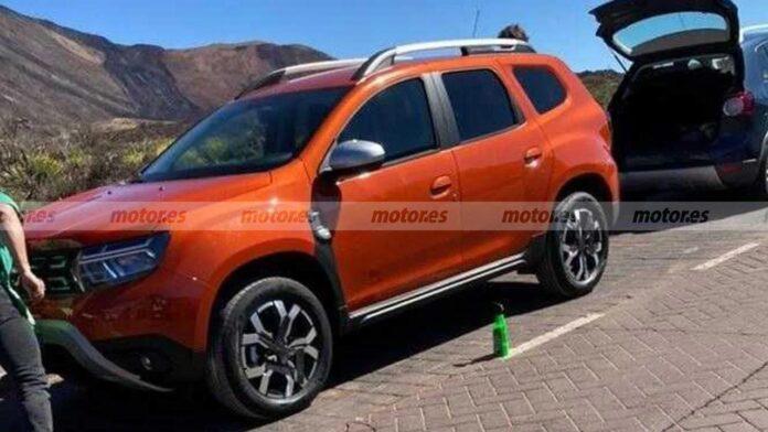 Nuova Dacia Duster 2022, il Restyling nelle Foto Spia