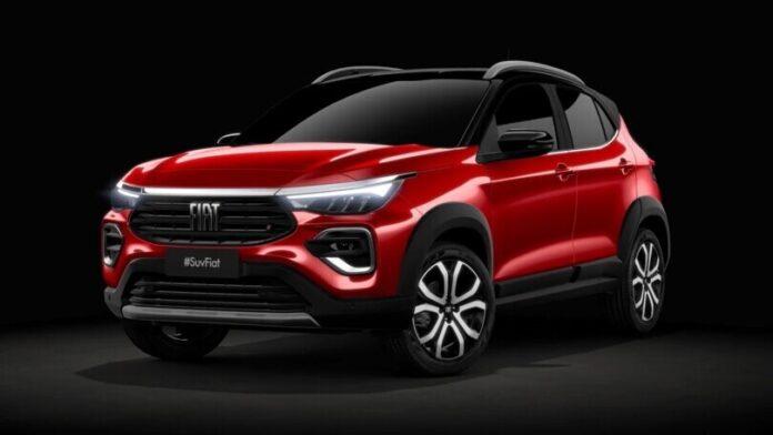 Nuova Fiat Pulse 2021, il Crossover low cost per il sud America