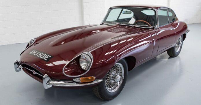 Electrogenic crea la Jaguar E-type 100% Elettrica