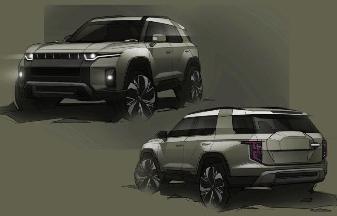 Nuova SsangYong Korando 2022, il SUV elettrico