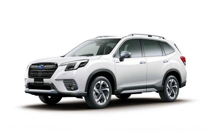Nuova Subaru Forester 2021, arriva il Restyling