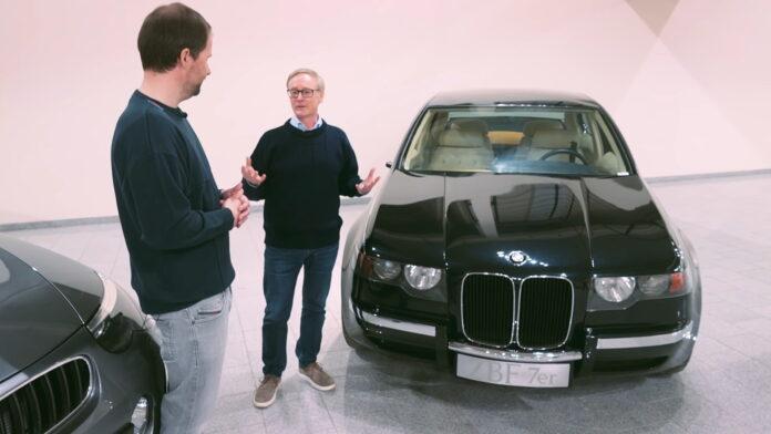 ICE Concept: quando BMW creava una Z4 SUV [VIDEO]