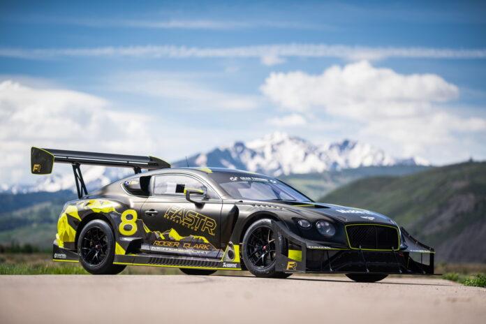 Bentley Continental GT3 Pikes Peak, il mostro è pronto!