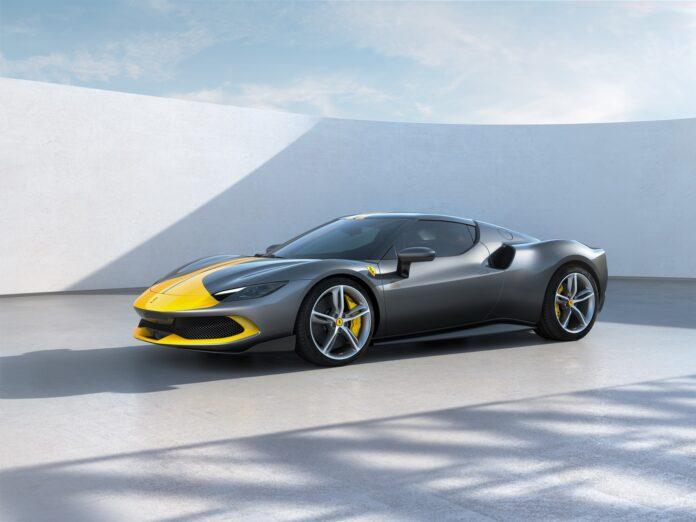 Nuova Ferrari 296 GTB 2021, la rinascita del V6 di Maranello