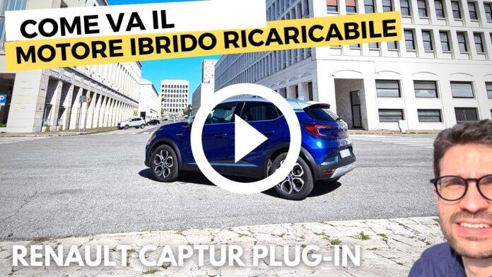 I vantaggi del MOTORE IBRIDO? il focus con Renault Captur E-Tech [VIDEO]