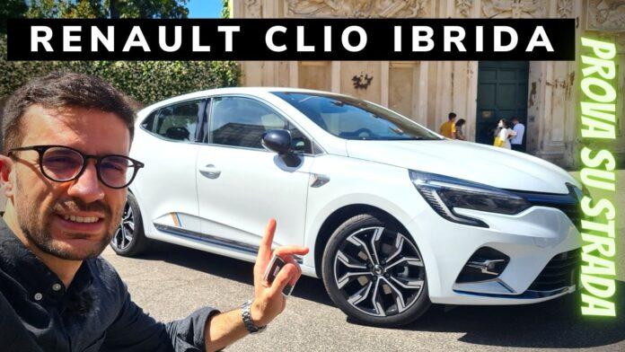 Ecco com'è andata al prova su strada della nuova Renault Clio E-Tech full Hybrid. Con 140 CV e ben 3 motori (1 termico da 91 CV e 2 elettrici) ci accompagna bene anche fuori città.