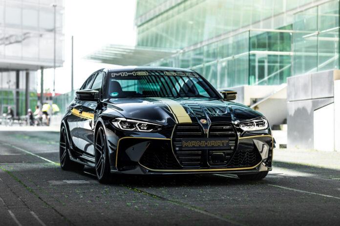 Manhart reinventa la BMW M3 Competition 2021